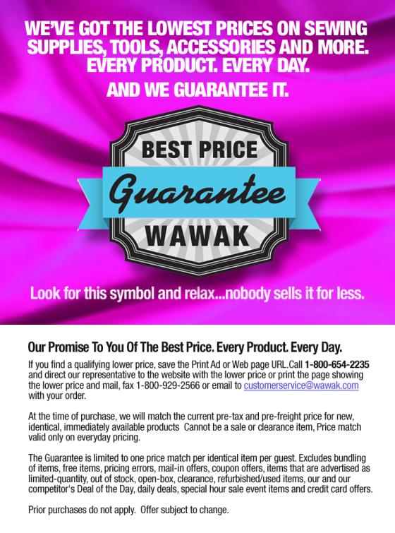 Wamak guarantee