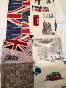 Fabric from London