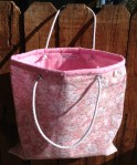 Pink Tote 1